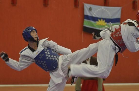 Taekwondo de élite en Alcalá