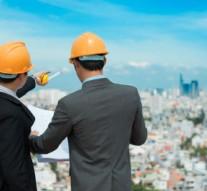 Recuperación económica: las empresas del sector de la construcción empiezan a dejar atrás la depresión