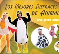 Disfraces de animales para parejas.