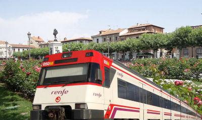 Tus billetes de tren Alcalá De Henares – Madrid más baratos con trenes.com