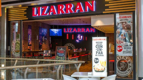 Lizarran, la franquicia española más internacional