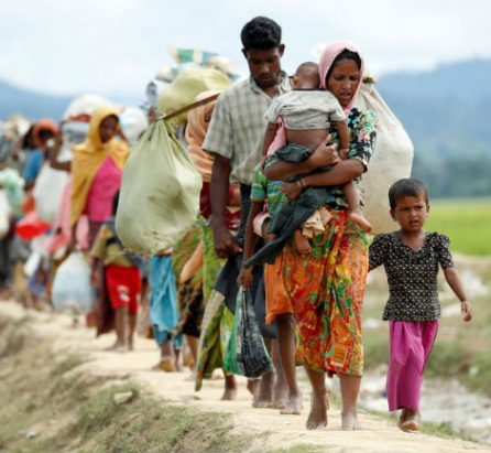 Crisis de los Rohingya
