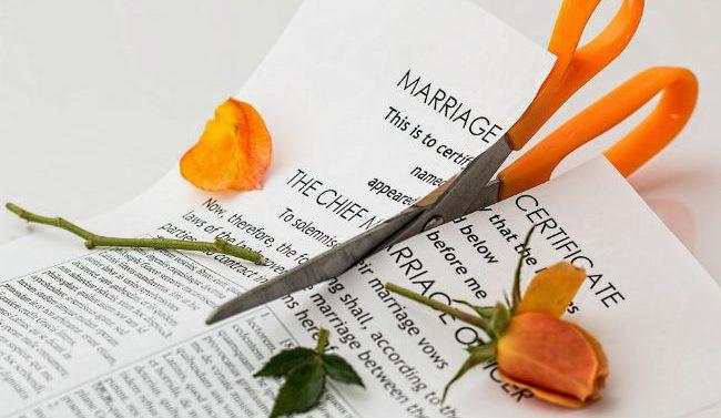 Divorcio y separación: una decisión dolorosa pero necesaria