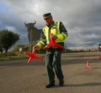 Alcalá ejecuta un dispositivo especial de tráfico durante las Fiestas
