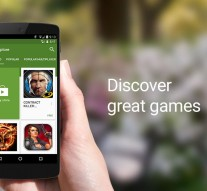 La aplicación Google Play Games