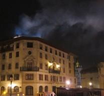 Un incendio arrasa una vivienda en Alcalá