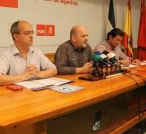 PSOE e IU exigen al alcalde que cumpla la moción sobre la Tercera Ciudad Deportiva
