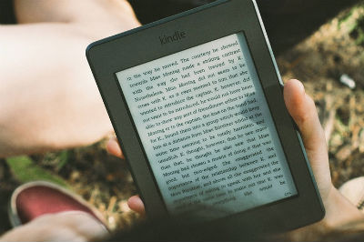 Lector de libros electronico