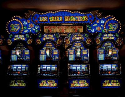 Máquinas de slots online
