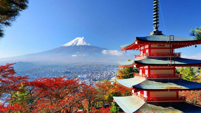 Japón: país de matices y contrastes que van de lo tradicional a lo moderno